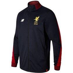 New Balance Liverpool FC 2017-2018 mikina bunda čierna pánska ... a0ce928cb9