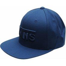 Vans Drop V Snapback Cap Blue