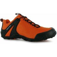 Karrimor Newton Mens Walking Shoes Black/Orange