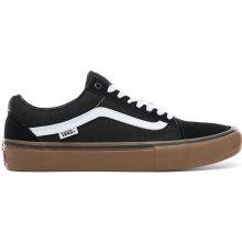 Vans MN OLD SKOOL PRO black white f5dd0d8d69c