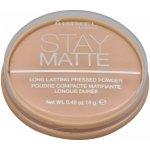 Rimmel Stay Matte Powder kompaktný púder 1 Transparent 14 g