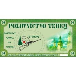 21e0dab75 Darčekový poukaz na nákup v našom e-shope 30€ od 30,00 € - Heureka.sk
