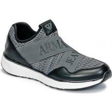 Armani jeans Slip-on GRAVIR šedá