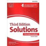 Maturita Solutions, 3rd Pre-Intermediate Teachers Book Pack - Metodická príručka