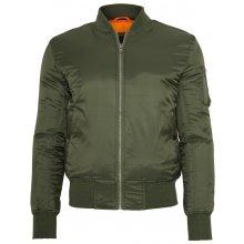 Urban Classics Basic Bomber jacket Olive US