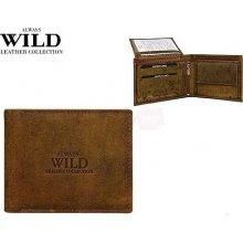 b481b9091bc8 Always Wild pánska kožená peňaženka N992L MH