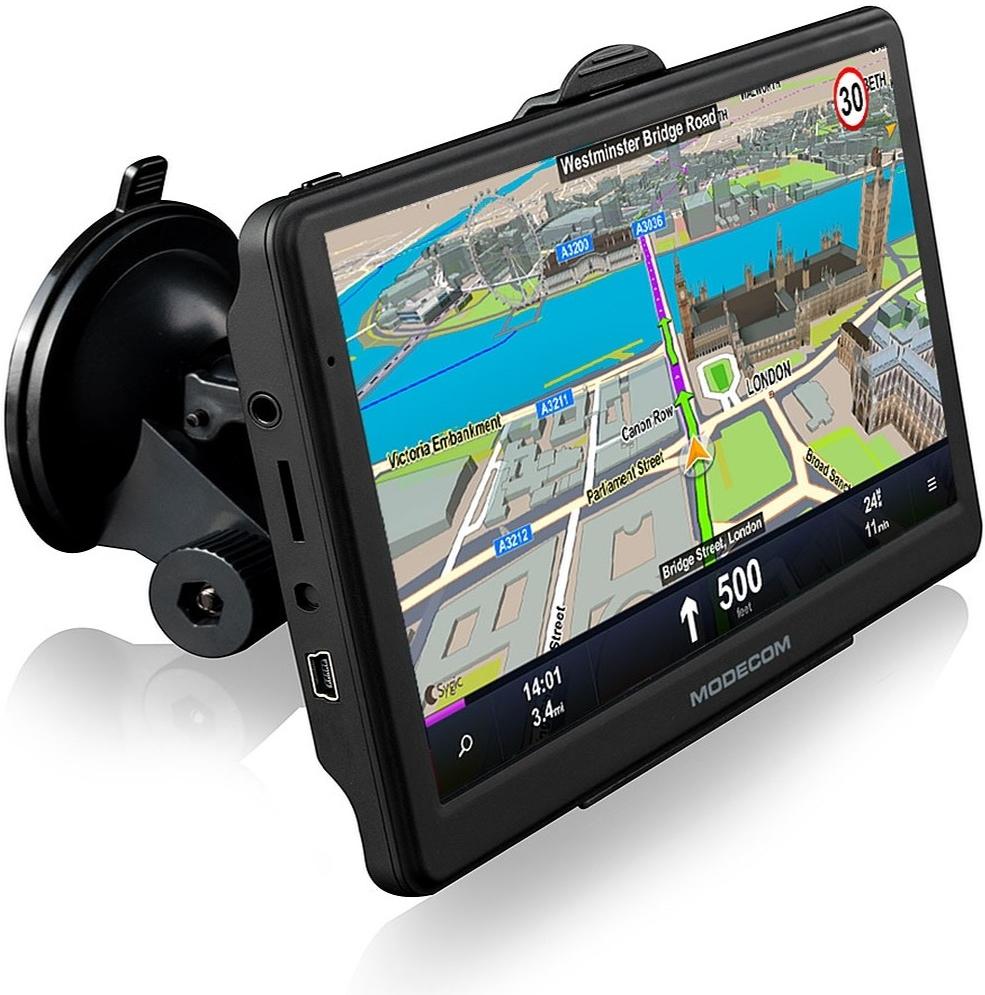 navigácia do auta Modecom FreeWAY SX 7.1