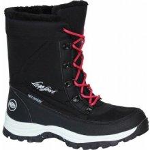Loap Ice dámska zimná obuv čierna