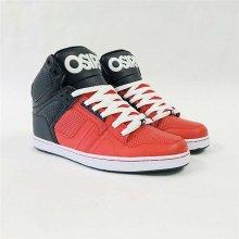 OSIRIS - Nyc 83 Clk Red/Black/White (607)