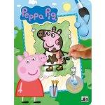 Peppa Pig Omalovánky Maluj vodou