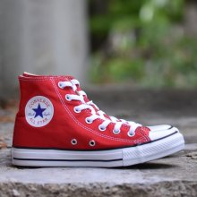Converse Chuck Taylor Classic Colors Red Hi RED