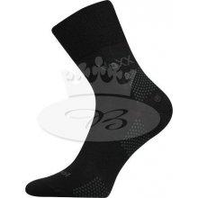 VOXX Orionis antibakteriálne merino ponožky černá