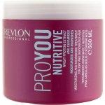 Revlon Pro You Nutritive maska pre suché vlasy (Moisturizing and Nourishing Treatment) 500 ml