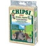 JRS Chipsi Plus Green Apple s vůní jablka 60 L