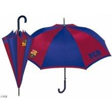 Luxusný pánsky automatický dáždnik FC BARCELONA(0155)
