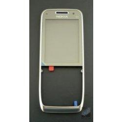 Kryt Nokia E52 predný sivý