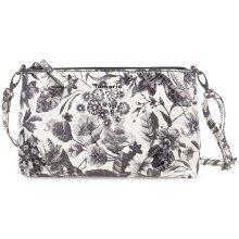 Tamaris psaníčko Dora Clutch Bag White/Black 1188161-105