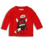Minoti Chlapčenské tričko BTEE - červené