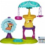 Hasbro Littlest Pet Shop MAGIC MOTION HRACÍ SET