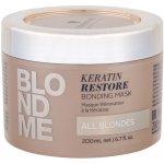Schwarzkopf Blondme Keratin Restore Blonde Mask 200 ml
