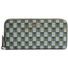 b6bbb88e2 Guess peňaženka Jetset Large Zip Around zelená
