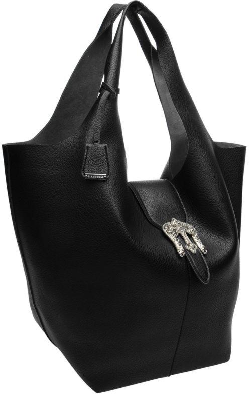 Glamorous kabelka s prackou 82 Čierna od 34 9c54c0d4b78