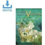 Civilization 5: Explorers Map Pack