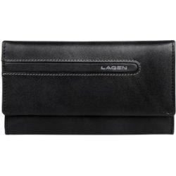 Lagen dámska čierna kožená peňaženka black 3771 k-1 alternatívy ... e6daa13f8c0