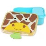 SKIP HOP Zoo Krabička na desiatu 4-dielna Žirafa