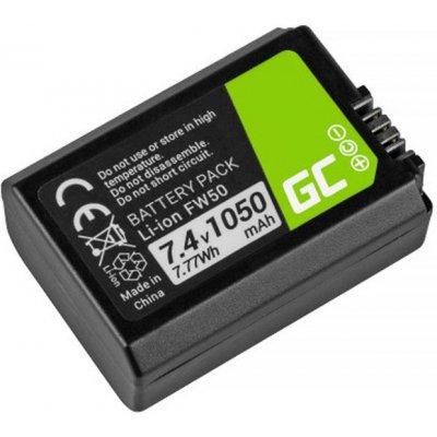 Green Cell NP-FW50 1050 mAh batéria - neoriginálna