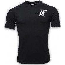 Aesthetic Fitness Tričko SLIM-FIT čierna