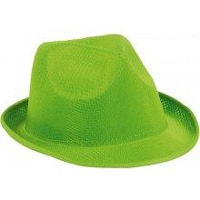 5900a7ea6 Wandar polyester.klobúk zelená