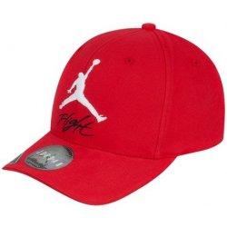 6c31d12a4cbfbf Nike Air Jordan Jumpman Flight Stretch Fit cap Gym Red Black White ...