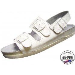 71bab6e05d36 Zdravotná pracovná obuv classic sandále s pásikom 91 700 P f.10 od ...