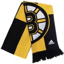 68acfa676a1a2 Adidas Šál Boston Bruins Jacquard Scarf