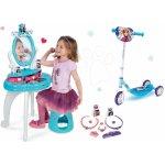 Smoby detský kozmetický stolík a kolobežka Frozen 320214 6
