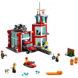 8888c5861a LEGO City 60215 Hasičská stanica od 44