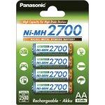 Panasonic AA 2700mAh 4ks BK-3HGAE/4BE