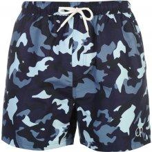 Ocean Pacific Camo Swim Short Sn63 Navy Camo