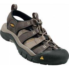 Keen Newport H2 M black olive brindle pánské outdoorové sandály 63eee92a44