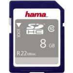 Hama SDHC 8GB class 10 104366