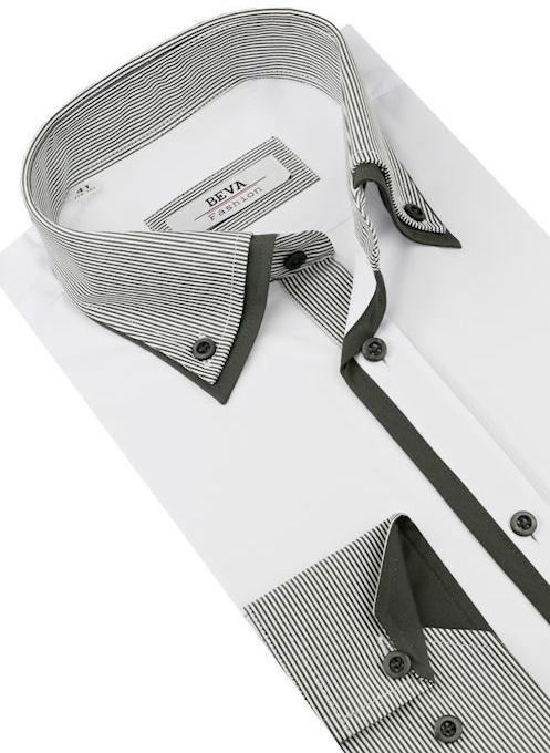 c9991211d402 Pánska košeľa BEVA Fashion