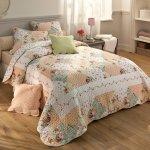 Blancheporte Prikrývka na posteľ Hortense, zn. Colombine 65 cm x 65 cm