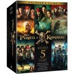 Kolekce: Piráti z Karibiku 1. - 5. BD