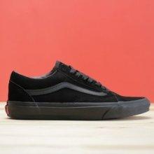 Unisex tenisky Vans UA Old Skool (Suede) black/b VA38G1-NRI Černá
