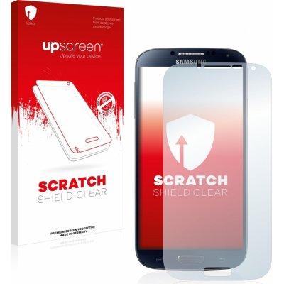 Čirá ochranná fólie upscreen® Scratch Shield pro Samsung Galaxy S4 LTE+ I9506 (Ochranná fólie na displej pro Samsung Galaxy S4 LTE+ I9506)