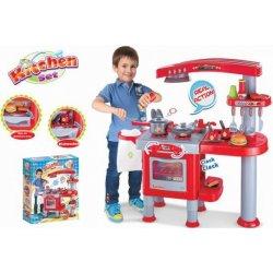 G21 Detská kuchynka veľká s príslušenstvom
