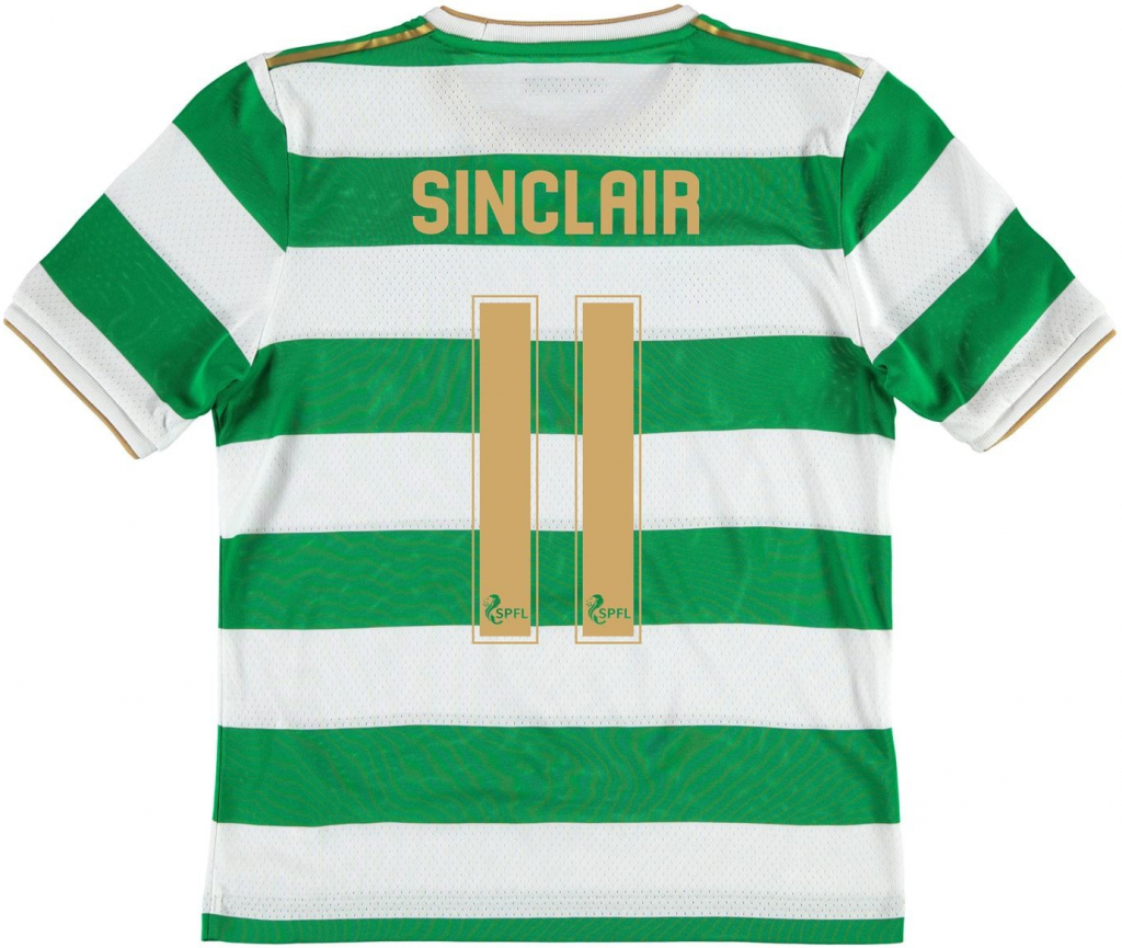 New Balance Celtic Sinclair Home Shirt 2017 2018 Junior Green White  alternatívy - Heureka.sk 4d43f5942a