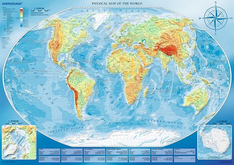 Trefl Veľka Mapa Sveta 4000 Dielov Zoznamtovaru Sk