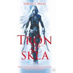 kniha Trón zo skla - Trón zo skla 1 - Sarah J. Maas SK